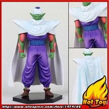 "BANPRESTO figura de colección Chozousyu vol. 4, 100%, Original, Piccolo de ""Dragon Ball Z"""