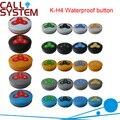 Кнопка вызова передатчик с 4-key ( ; законопроект ; отмена ; напиток ) 100% водонепроницаемый