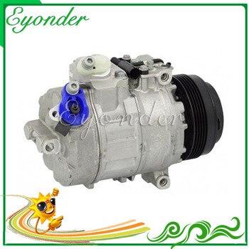 AC Compressore Dell'aria Condizionata Pompa di Raffreddamento per BMW 3 serie E46 330xd 330xi 330d 328i 323i 320i 330i 325i 325xi 320Ci 325Ci