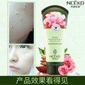 Rose Silky Facial Exfoliating Gel Moisturizing Remove Dead Skin Anti Acne Exfoliator Whitening Peeling Cream Face Facial Scrub