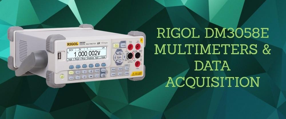 DM3058E 5 1/2 Digit Digital Multimeter