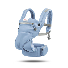 Baby carrier ergonomic carrier backpack hipseat for newborn and prevent o-type legs sling baby kangaroos Load bearing 24kg bebear hipseat for prevent o type legs new aviation aluminum 6 in 1 carry style load 20kg ergonomic baby carriers kid sling