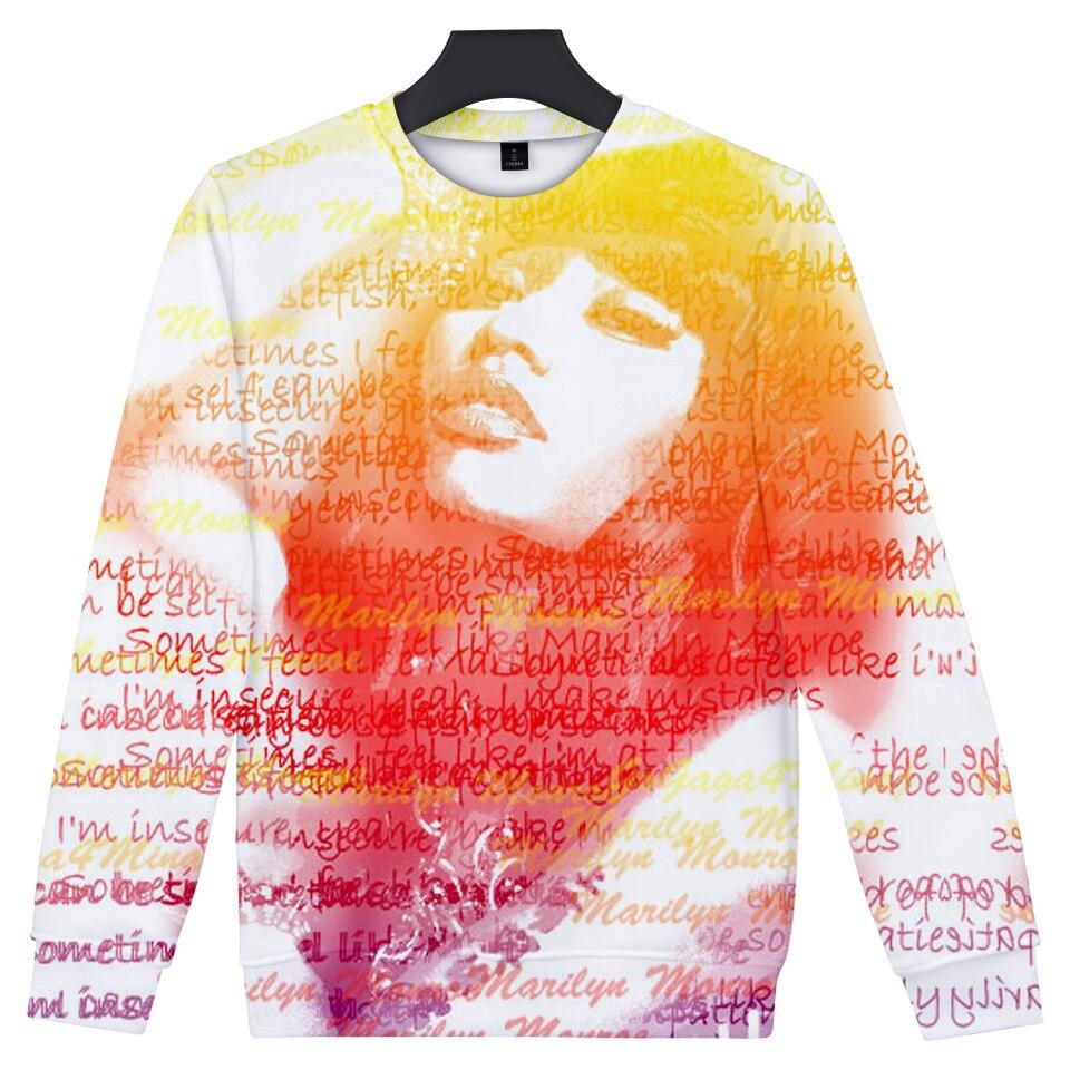 LUCKYFRIDAYF Kpop New Nicki Minaj 3D Fashion Soft Sweatshirt Capless Women/Men Cool Print Funny Hoodies Closthes Coats 4XL