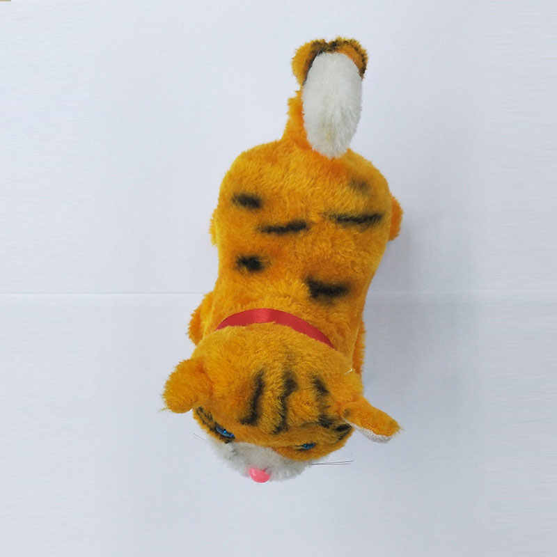Anime Figura de Ação Brinquedo Do Gato De Pelúcia Gato Afortunado elétrica Ligando Para Trazer Dinheiro & Rich Cat Boneca de Pelúcia Macia De Pelúcia Mini brinquedo Crianças Brinquedos