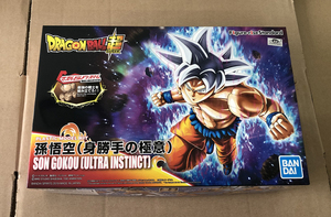 Image 5 - ของแท้ BANDAI SPIRITS FIGURE RISE Standard ชุดลูกมังกร SUPER SON Goku (Ultra Instinct) พลาสติกรุ่น Action FIGURE