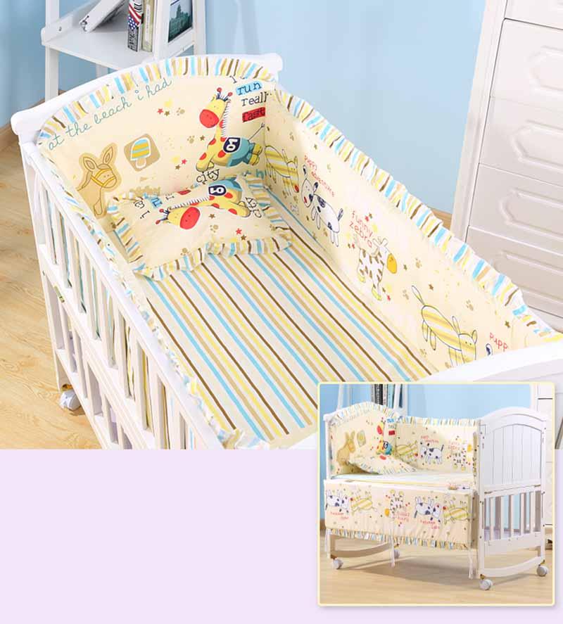 bed bumper set 3