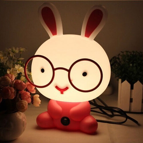 Charming Modern Indoor Lighting Cute Night Lights Table Lamps Desk Lamp For Children  Kids Luminaria De Mesa