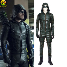 Oliver Cosplay Suit Leather