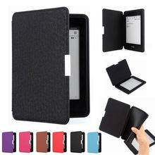 8532946341f1b Caso magnético Inteligente para Amazon Kindle Paperwhite 1 2 3 Tablet  eReader Folio Case Capa para. 7 Cores Disponíveis