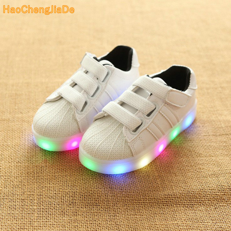 2018 white Led childrens shoes basket led kids, boy bright child shoe, led shoes for kids girl sneakers,baby sport toddler 1642018 white Led childrens shoes basket led kids, boy bright child shoe, led shoes for kids girl sneakers,baby sport toddler 164