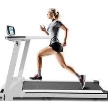 Роскошная электрическая моторизованная беговая дорожка, мониторинг сердечного ритма, для помещений, для прогулок, тренажерного зала, для снижения веса, для бега, фитнес-оборудование для дома