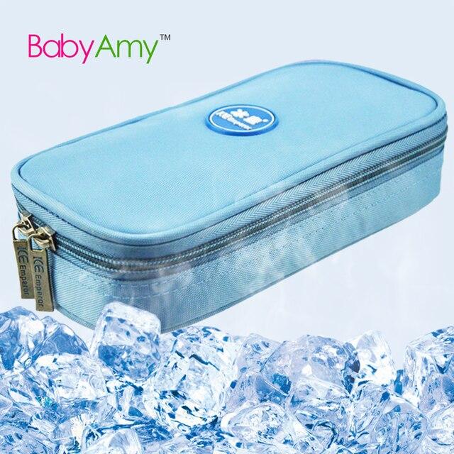 2059225b2 ¿La insulina más frío? La Diabetes viajes mini portátil insulina enfriador  bolsa de almacenamiento
