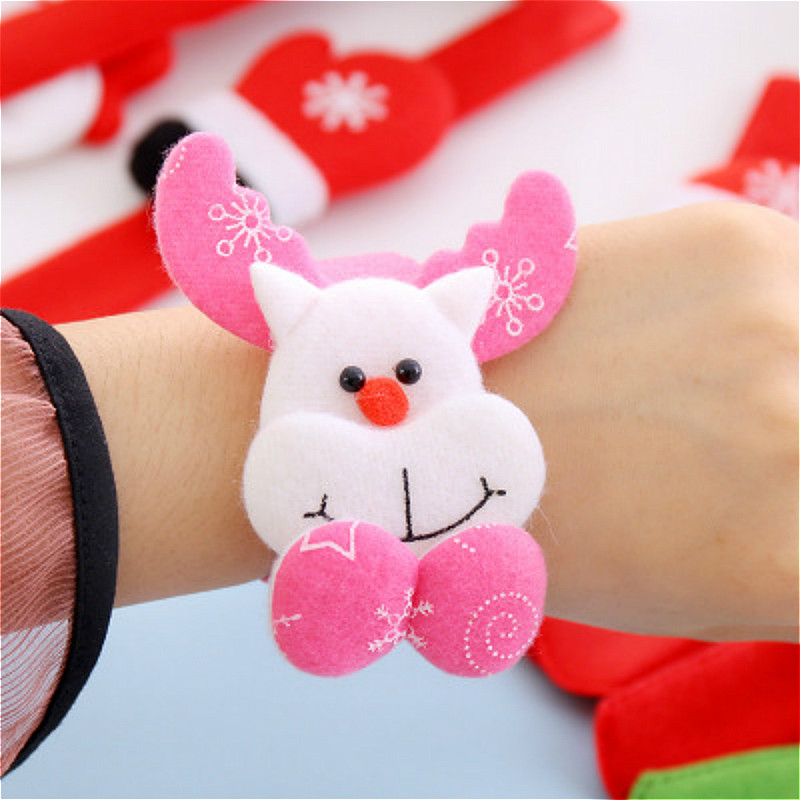 Classic toys Toy Movable Hand Clasp Christmas Cartoon Action Figure Funny Gadgets for Kids Toys Beauty Gift Joke