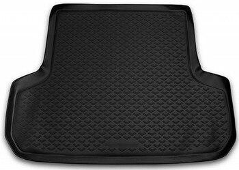 Stamm matten für Mitsubishi Pajero Sport 1997-2008 1 stücke gummi teppiche rutschfeste gummi interior car styling zubehör