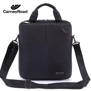Image 3 - Carneyroad高品質オックスフォードファッションメンズメッセンジャーバッグ旅行ビジネスメンズブリーフケースカジュアルオフィスバッグ 2019 カジュアル