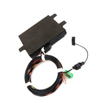 TUKE 1K8035730D 9w2 מחשב Bluetooth אוזניות + מודול + רתם עבור פולקסווגן Jetta MK5 פולו rns510 rcd510 גולף Mk6 פאסאט b6 B7