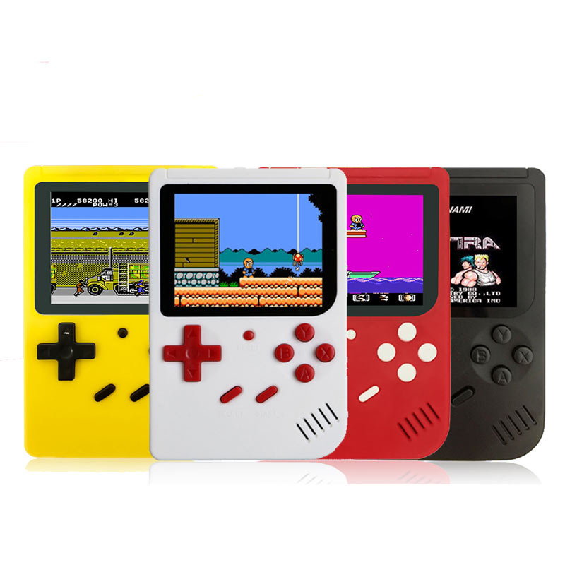 Funny Gamepads 300 Classic Games for Play with 700mah Battery can be charging High Tech Toys For Adult For Raspberry pi 3 case