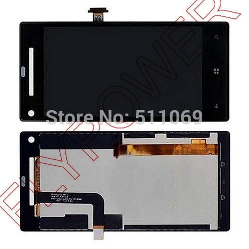 ФОТО For HTC Windows 8X C620e LCD Screen Display with Touch Digitizer Assembly free DHL,UPS,EMS; Black; HQ;100% warranty; 5pcs/lot