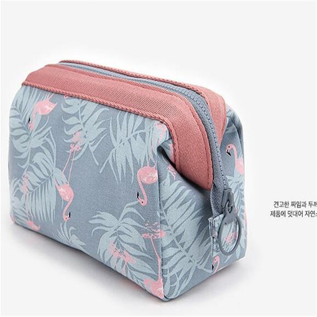 Women Travel Cosmetic Bag Organizer Makeup Large Capacity Stuff Wash Storage Bags With Zipper Toiletry