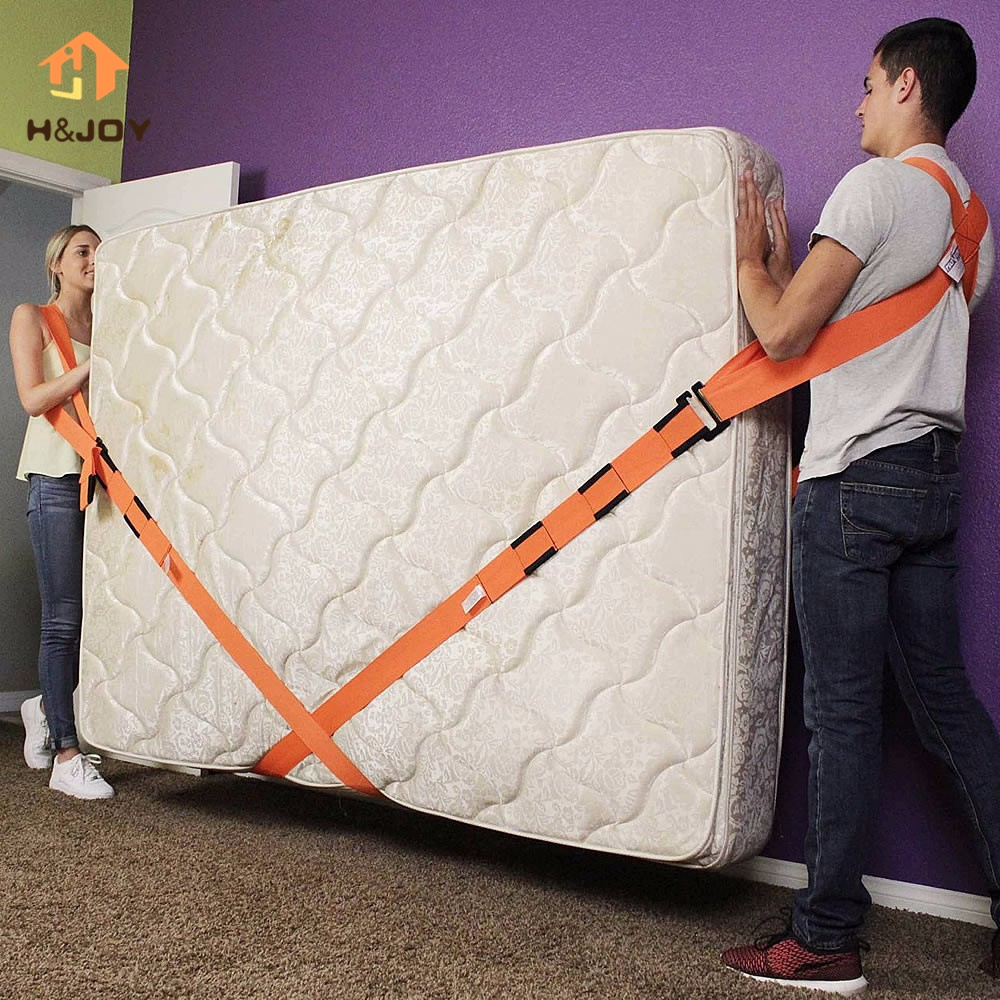 Forearm Forklift Easy Transport Belt Furniture Lifting and Moving Straps Multi Heavy Furniture Moving Tools Carry Furniture
