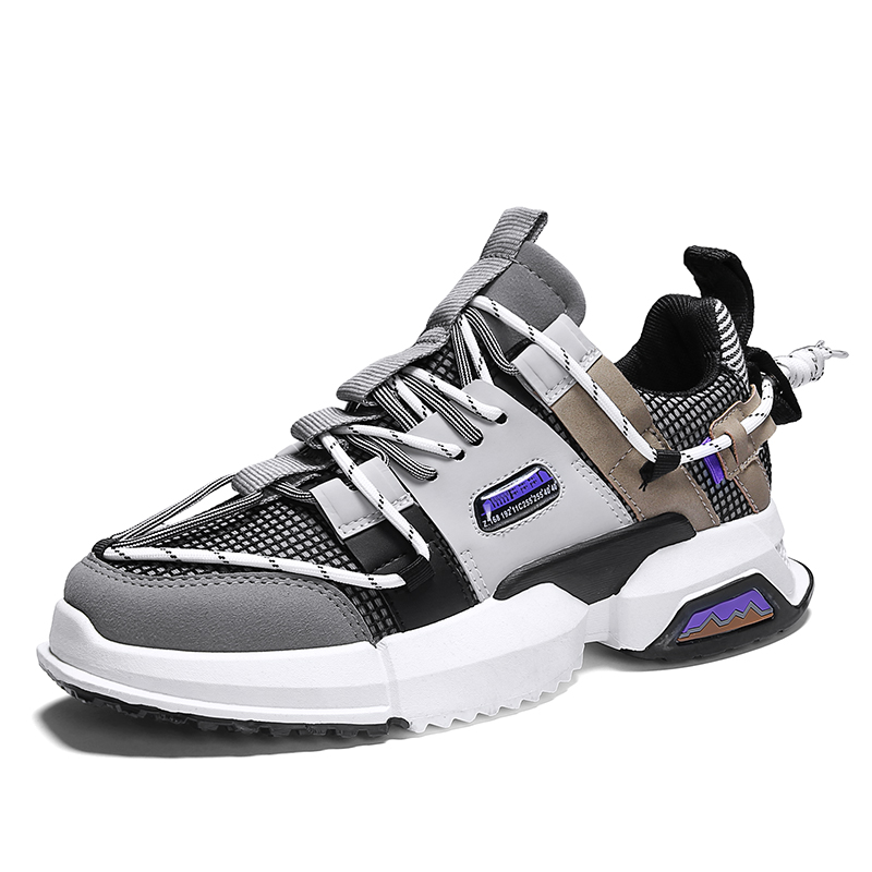 Dad Shoes Running Shoes for Men Comfortable Brand new Sneaker men 39 s shoes Lace up Outdoor Mesh Fitness Jogging Sport shoe men