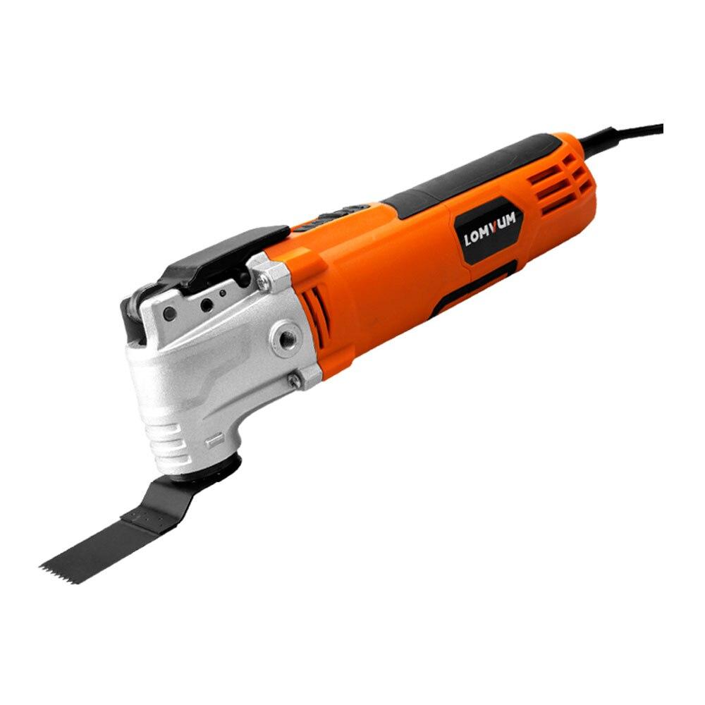 Tondeuse électrique coupe polissage meulage ouverture pelle à fente Machine multifonction travail du bois coupe outils électriques ensembles