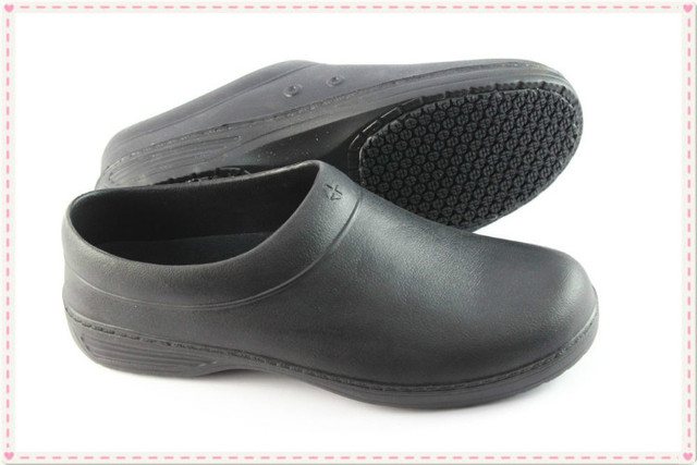 Non Slip Shoes For Working In A Kitchen