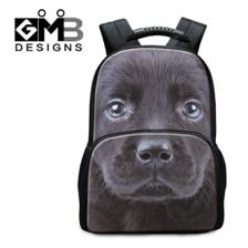 Dog Felt Backpack School Bags (17)