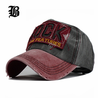 FLB Wholesale High Quality Washed Cotton Adjustable Solid Color Baseball Cap Unisex Couple Cap Fashion