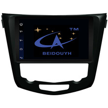 BEIDOUYH Android Car GPS Navigation for NISSAN TRAIL 2014-2016 with wifi/bluetooth support can-bus/RDS Radio/DVR/rear view cam