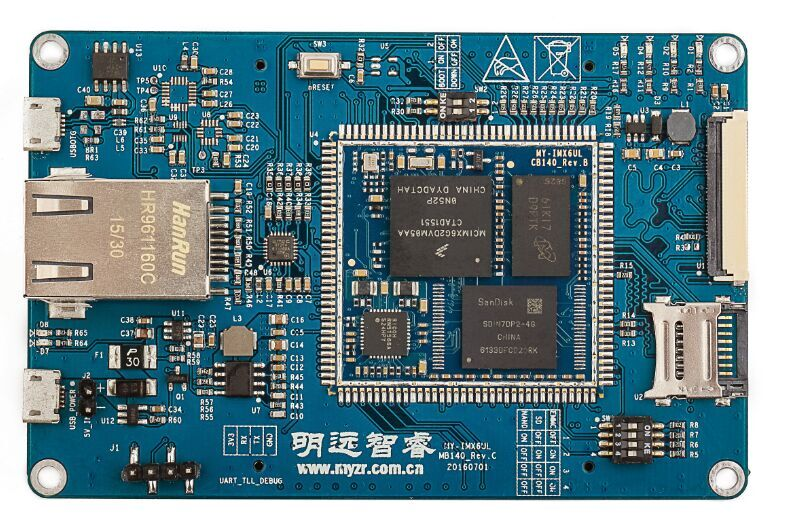 цена For NXP Freescale Freescale I.MX6UL IMX6UL development board CB140 core board