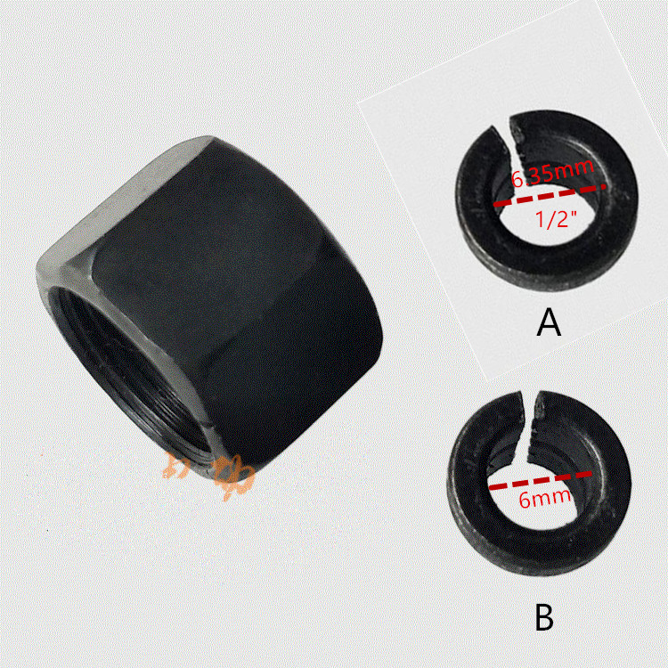 COLLET CONE NUT Replace for Makita 763620-8 763606-2 3701 3708FC 3708F 3707FC 3706 3707F 3705 3703 3700B 3700D collet фрезер makita 3708