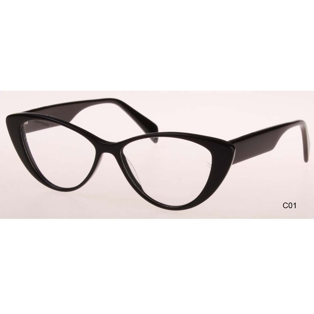 309024d4433 2017 cat eye hot New fashion eye glasses frames women Vintage Brand eyeglasses  cat frame myopia