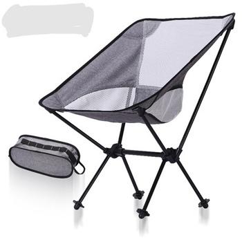 Krzesło plażowe meble ogrodowe meble ogrodowe krzesło kempingowe kamp sandalyesi krzesło wędkarskie sillas aluminiowa lampa krzesło księżycowe tanie i dobre opinie Ecoz Metal Aluminium Krzesło wędkarstwo 53*59*67cm Plaża krzesło Nowoczesne