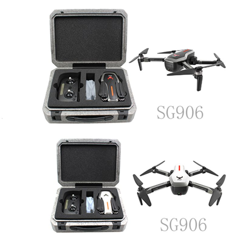 SG906 GPS 5G WIFI FPV Com 4 K Pairar Posicionamento Ultra Clear Camera Selfie Dobrável Optical Flow Brushless RC zangão Quadcopter RT