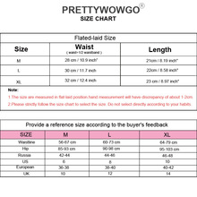 Prettywowgo 6 Pcs Chinese Style Floral Printed Low Rise Women Cotton Panties Wholesale Underwear 9176