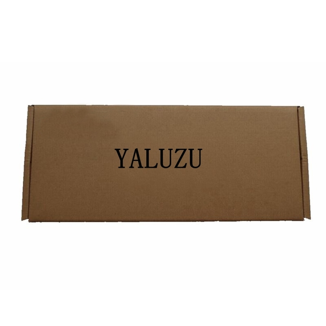 YALUZU rosyjska klawiatura do laptopa Acer Aspire E5-722 E5-722G E5-722T E5-752 E5-752G E5-752T klawiatura RU czarny tanie i dobre opinie Russian Standard