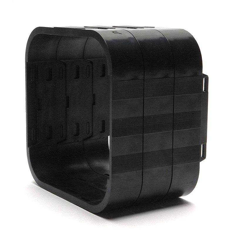 Square Filter Lens Hood Compatible with Cokin P Series Square Filters (4)
