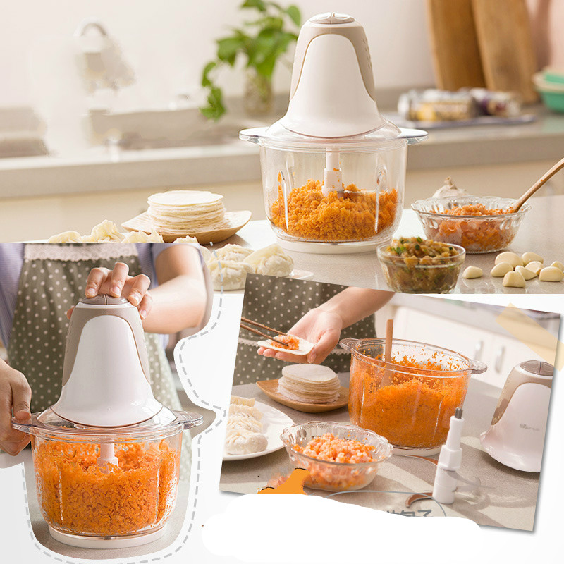 Meat Grinders minced grinder with electric multi-purpose to beat dumplings.NEW стоимость