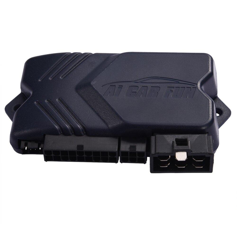 Livraison directe voiture bidirectionnelle alarme antivol porte-clés RC système antivol Version russe système d'alarme de voiture pour Twage B9 - 3