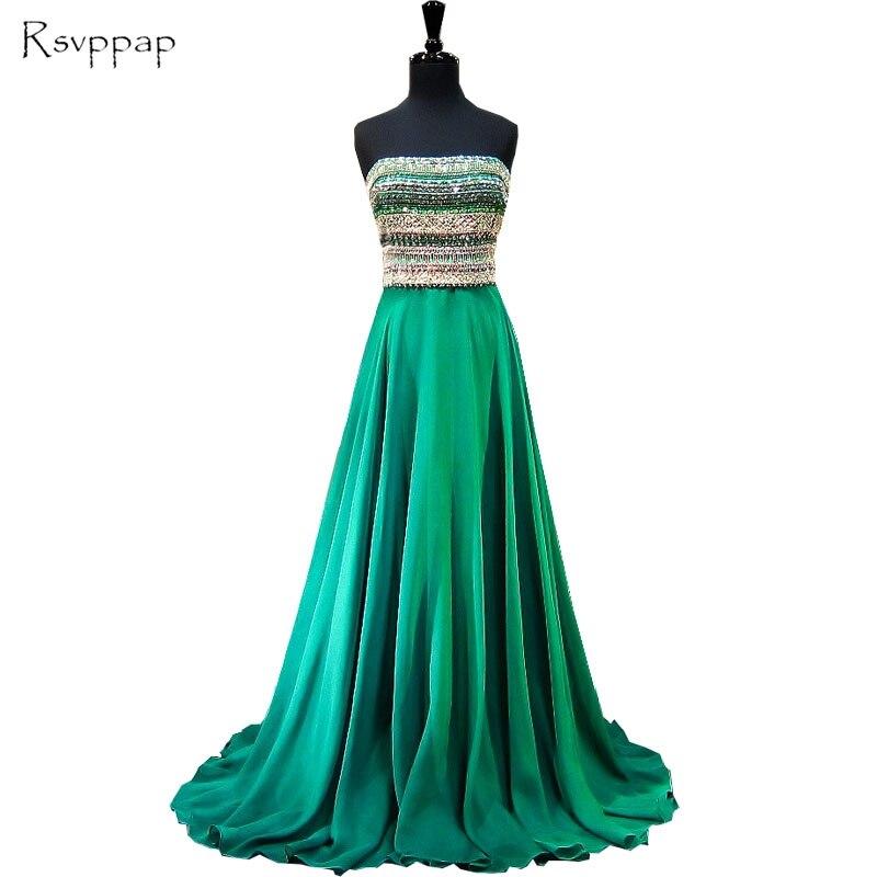 Buy emerald chiffon formal evening dress and get free shipping on  AliExpress.com fabc636a974d