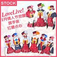 Коллекция! люблю жить! февраля День Святого Валентина все члены коричневый Сахарное печенье флагман форма Карнавальный Костюм Платье в сти
