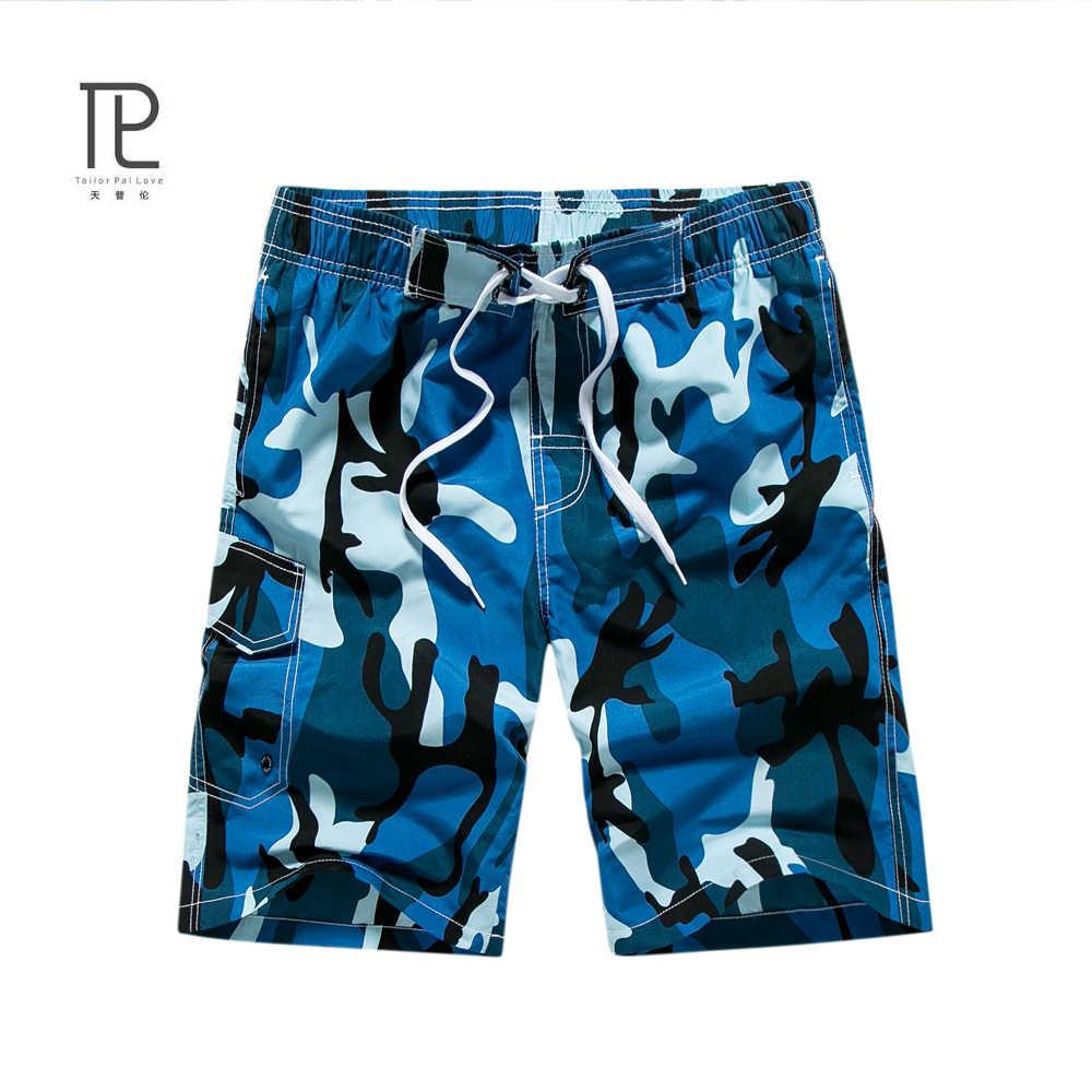 f397ba5a9b Detail Feedback Questions about Brand Board Shorts Men Boardshorts Men's  Beach Shorts For Bermuda Surf Man Leisure Trunks Surfing Short#c50 on ...