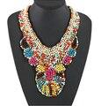 SPX4931New Moda Bohemia Del Grano Grande Collares collares de moda para las mujeres de La Joyería Del Cuerpo