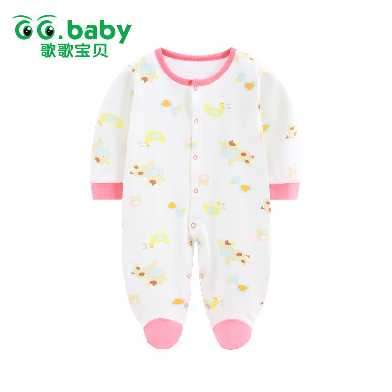 Baby Girl Jumpsuit New Born Clothes Baby Newborn Baby Girl Romper Long Sleeve Autumn Newborn Baby Girls Christmas Clothes Winter chinese tang style new baby girl clothes autumn 2017 new born baby girl sets clothing baby clothes china newborn layette 2pcs