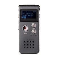 100 Newest 8GB Mini USB Voice Recorder Flash Digital Audio Voice Recorder 650Hr Dictaphone 3D Stereo