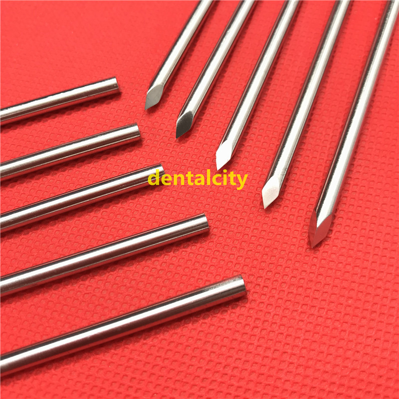 10pcs 0.8mm-6.0mm Nice Stainless Steel Kirschner Wires Veterinary Orthopedics Instruments