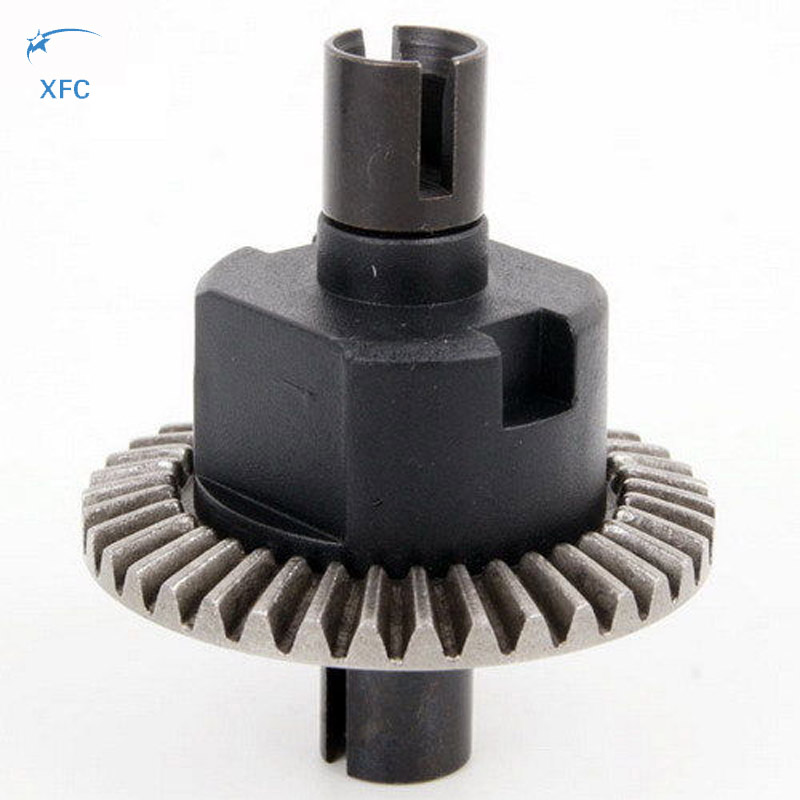 HSP 02024 Differential Diff Gear Complete For 4WD 1/10 RC Car Buggy Truck Cat Part new arrival hsp 11185 motor gear 15t for rc 1 10 model car buggy truck 94110 94115 pro