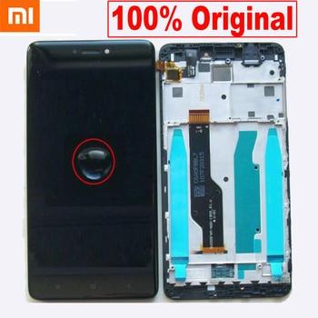 100% Original mejor para Xiaomi redmi note 4X note 4 Global Snapdragon 625 LCD pantalla táctil digitalizador montaje con marco