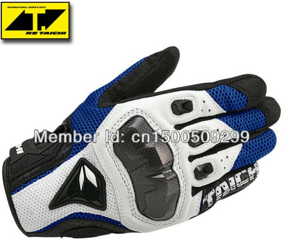 Hot sales Newest 391 off road carbon fiber racing gloves motorcycle gloves knight gloves half leather